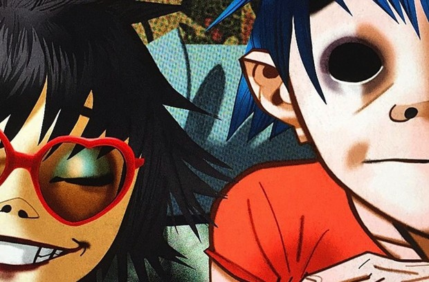 """Gorillaz Release """"Noodle"""" Mix Of Their Latest Influences Including Grimes & Kali Uchis"""