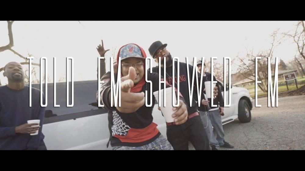 Cracka Lack Feat. Flint Po, MOE & Stay True Red  – Told Em Showed Em