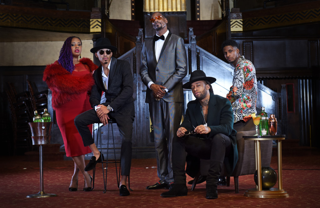 """Snoop Dogg Taps Stix For His Tanqueray Ten Venture; Stix releases """"World Class"""" Music Video"""