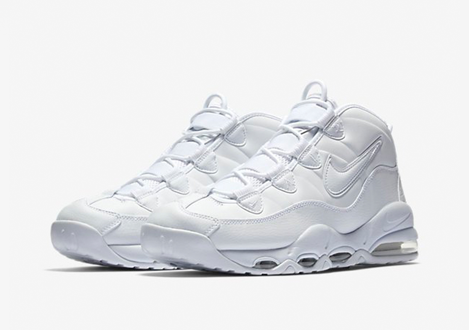 "Nike Air Uptempo ""Triple White"""
