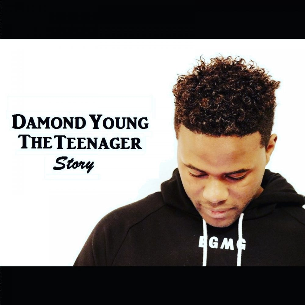 Damond Young 3 New Singles From Upcoming Album 4.16.17