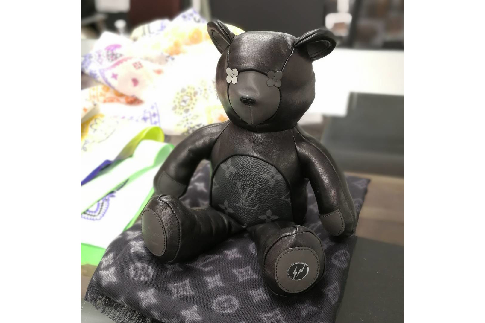 Hiroshi Fujiwara Teases More fragment design x Louis Vuitton Items