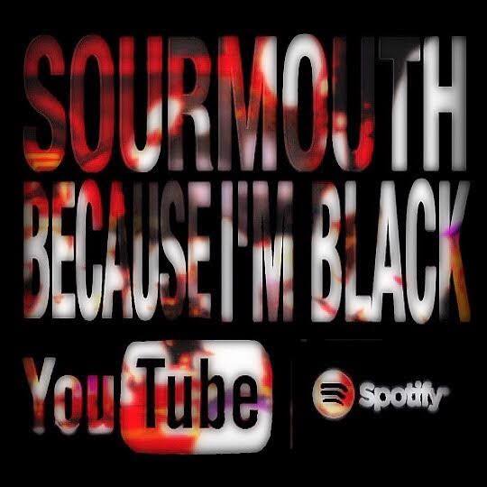 New Video: Sourmouth – Because I'm Black Featuring Chris Rock | @sourmouth100