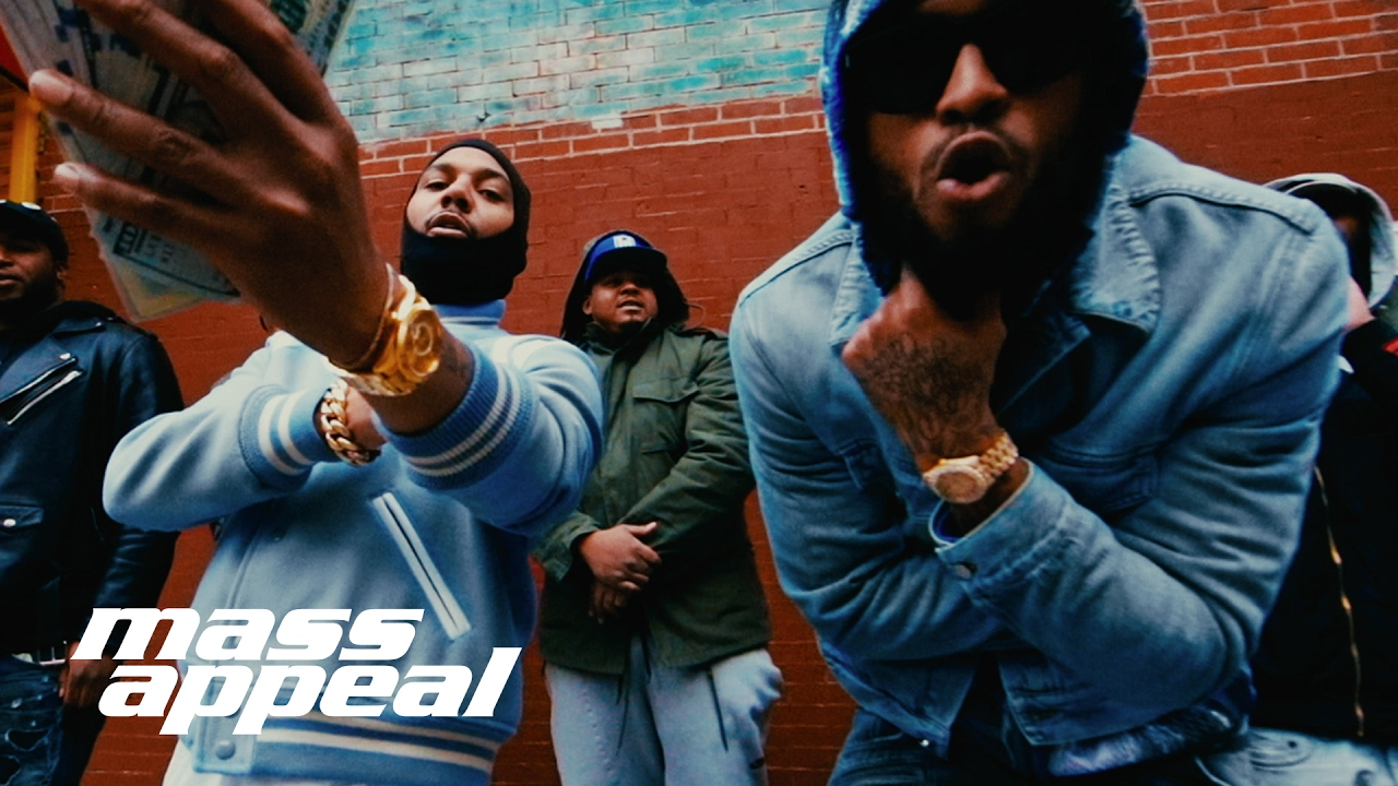 """Juelz Santana & Dave East Drop The Visual For """"Time Ticking"""""""