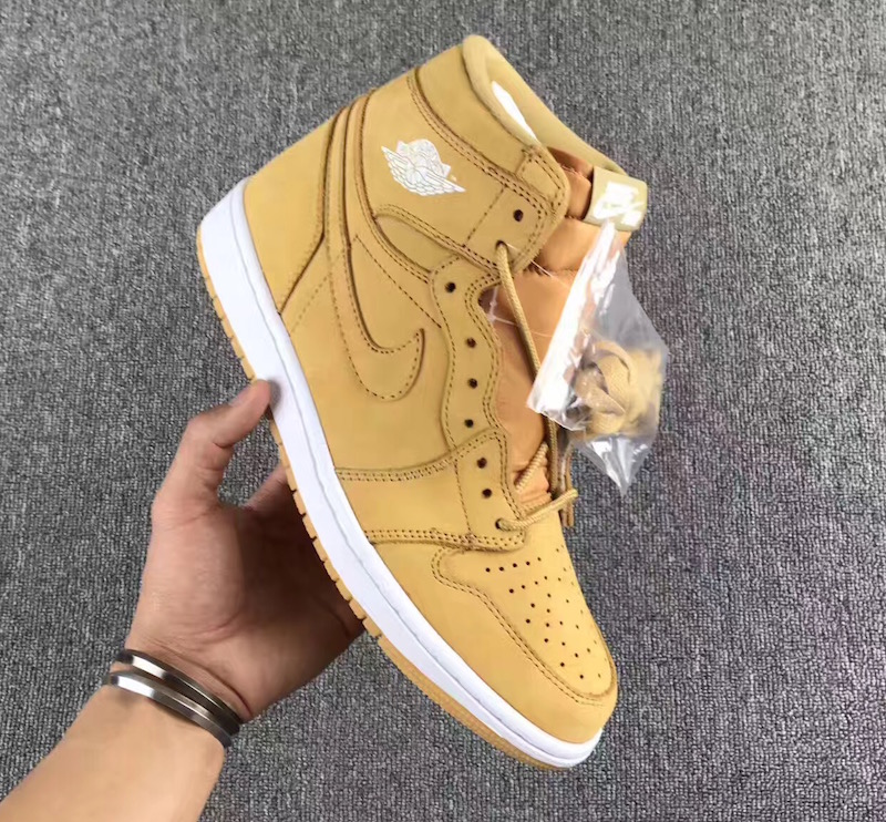 "Air Jordan 1 OG ""Wheat"""