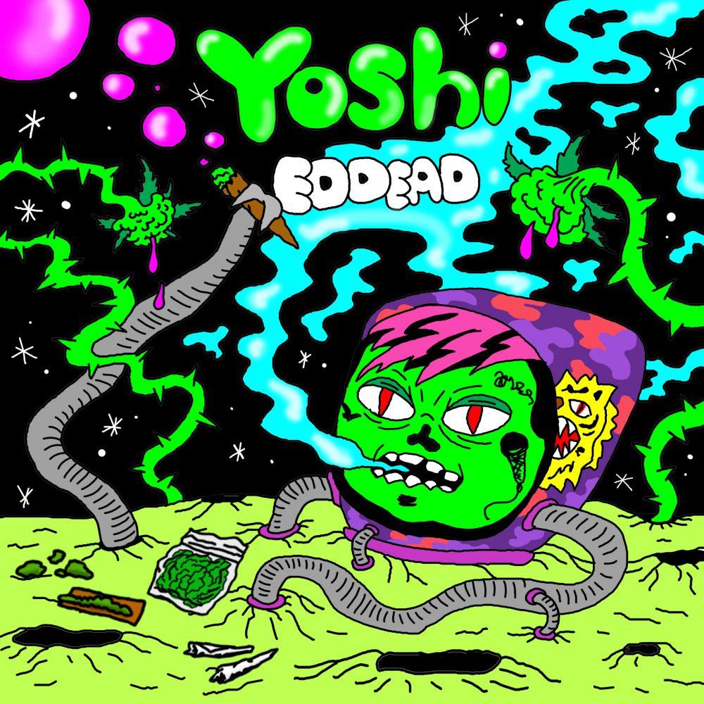 "EDDE6D The Alien Man Drops Single "" YOSHI "" Prod. By Lord Radenxci"