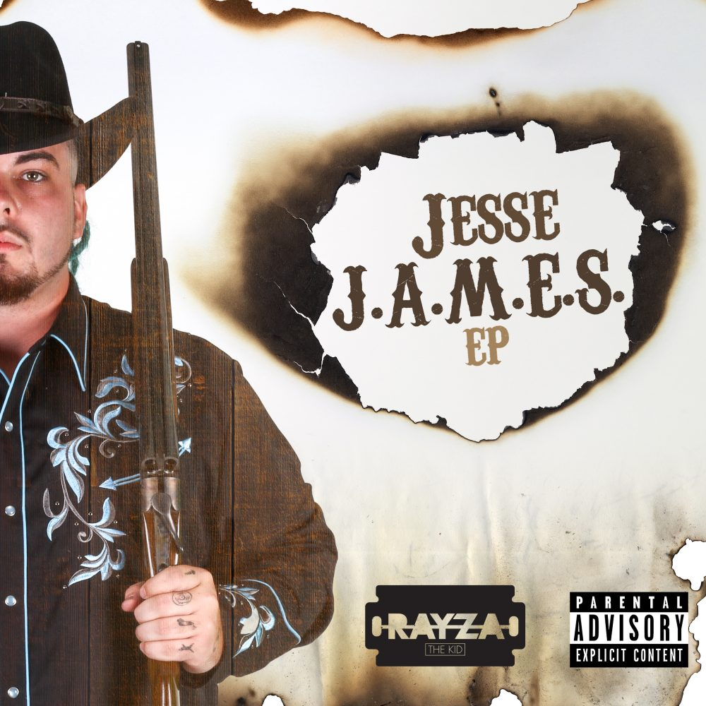 Rayza The Kid – Jesse James