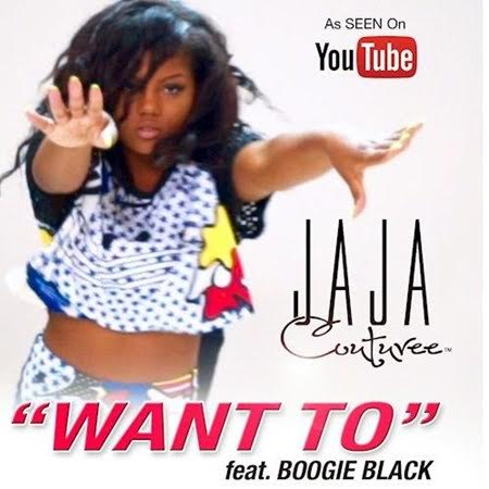 New Video: Jaja Couture – Want To Featuring Boogie Black   @jaja_couture