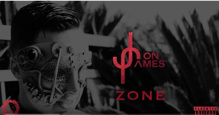 New Music: Jon James – ZONE