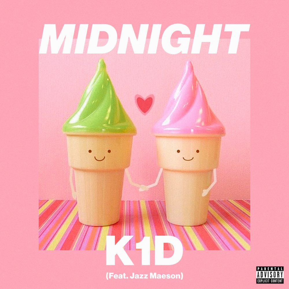 "Rising Star K1D Drops ""Midnight"" With Jazz Maeson"