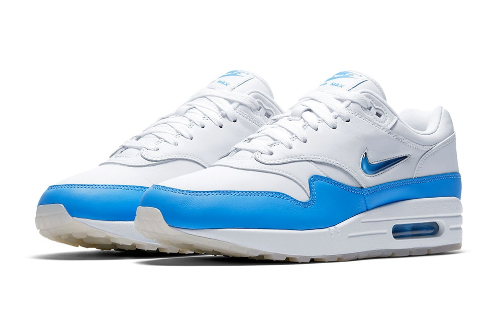 "The OG Nike Air Max 1 SC Jewel ""University Blue"" Makes a Comeback"