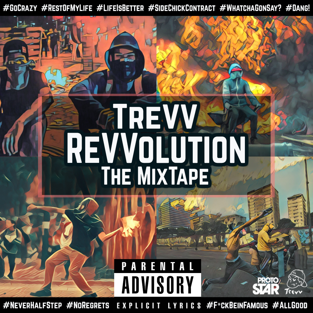 "Trevv – ""ReVVolution – The MixTape"""