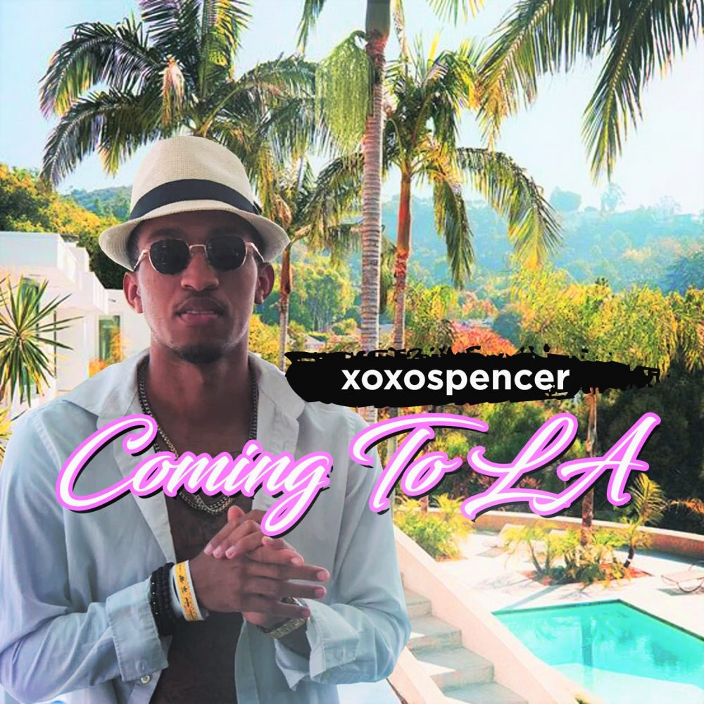 "xoxospencer Releases New Visual for ""SummerTime"""