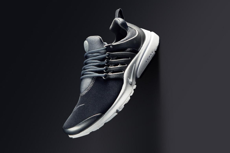 """Nike Air Presto Gets a Cool Steel """"Metallic Hematite"""" Colorway"""