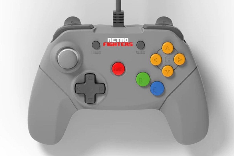 The Nintendo 64 Controller Gets a More Practical Redesign