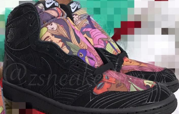 First Look: Air Jordan 1 'Los Primeros'