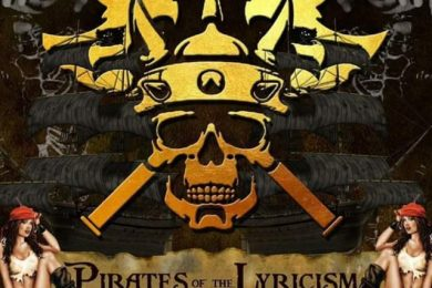 CrimZn – PIRATES of the LYRICISM Artwork