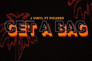J Vinyl x Picasso – Get A Bag Artwork