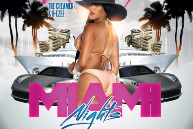 Romey – Miami Nights Artwork