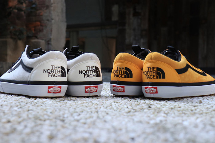 Reach New Heights With The North Face and Vans