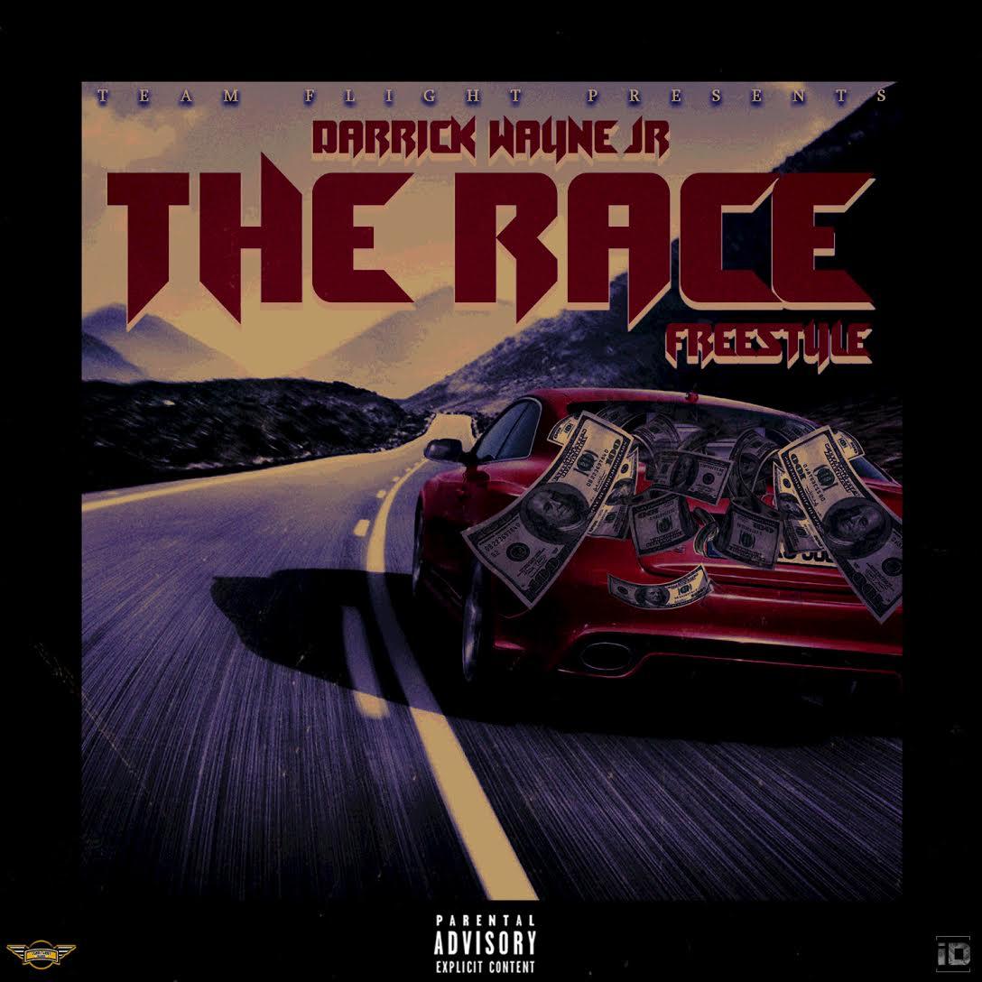 New Music: Darrick Wayne Jr. – The Race Freestyle |