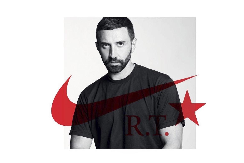 Riccardo Tisci Teases New Nike Collaboration