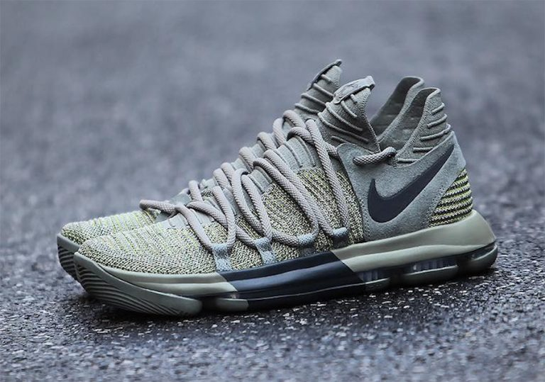 "Nike KD 10 ""Dark Stucco"""