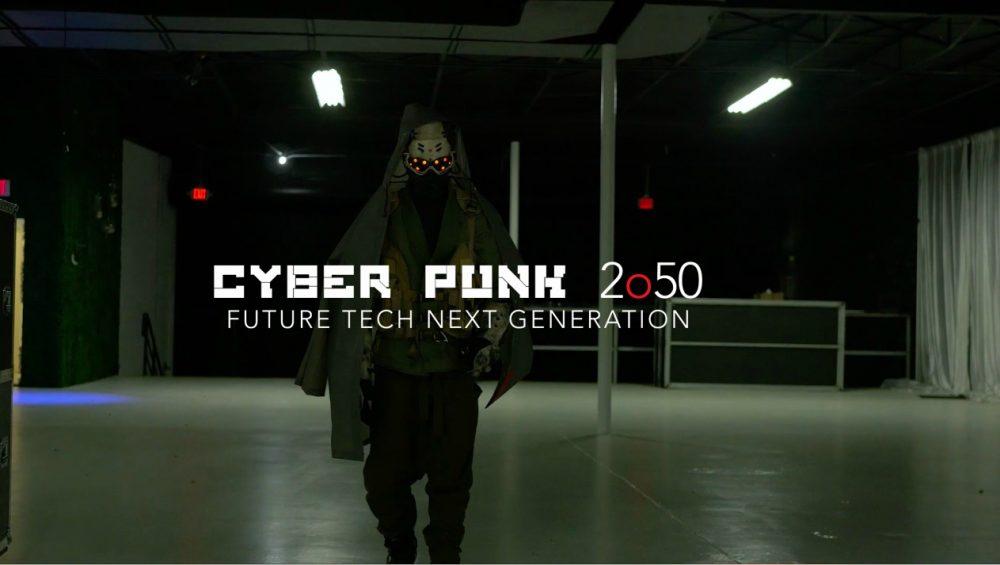 """""""CYBERPUNK 2050"""" The Most Intense Video Short Film"""