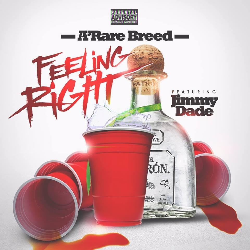 New Video: Ararebreed – Feeling Right Featuring Jimmy Dade | @JimmyDade
