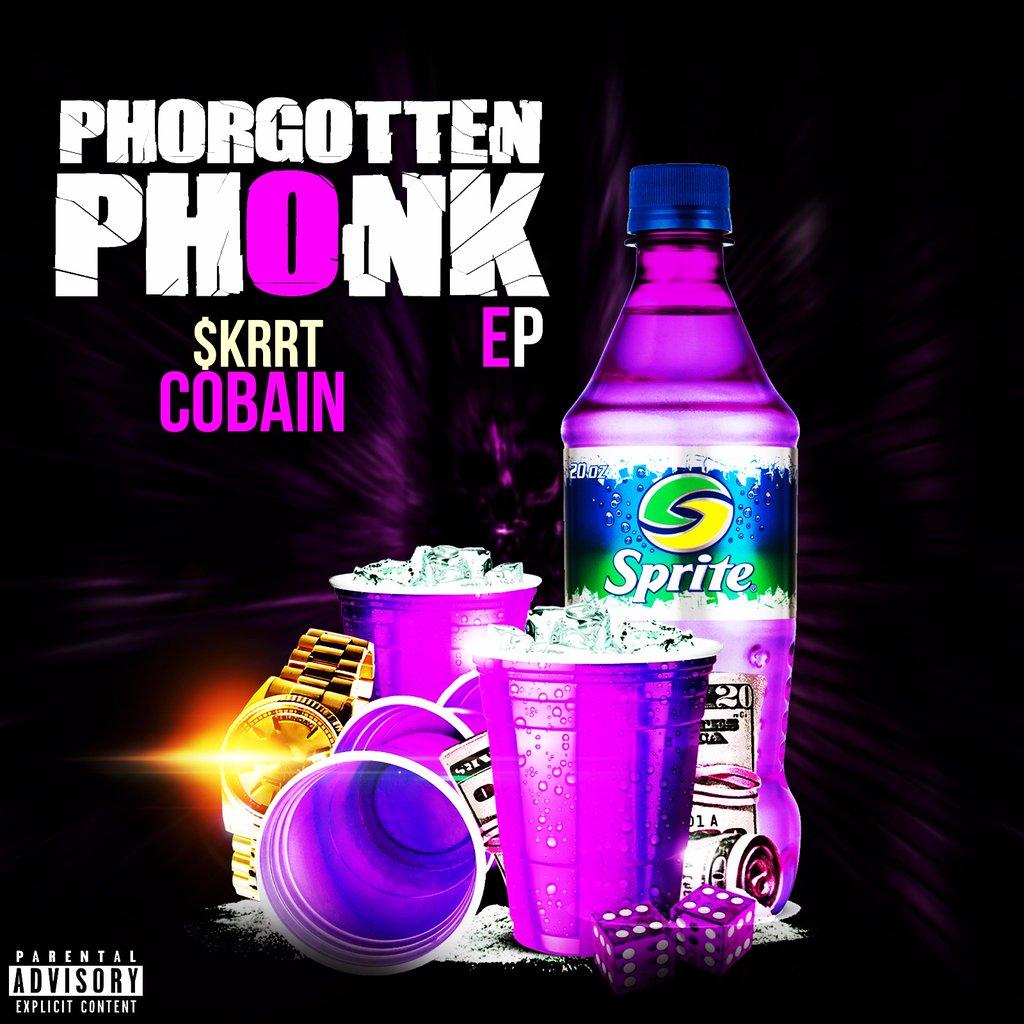 $krrt Cobain – Phorgotten Phonk EP