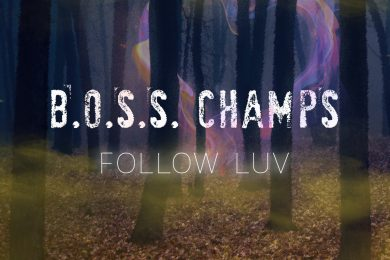 Boss Champs_ – _Follow Love Artwork