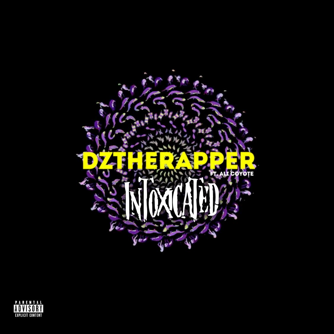 New Music: Dztherapper – Intoxicated Featuring Ali Coyote Produced By Rippa Tha Kid | @Dztherapper