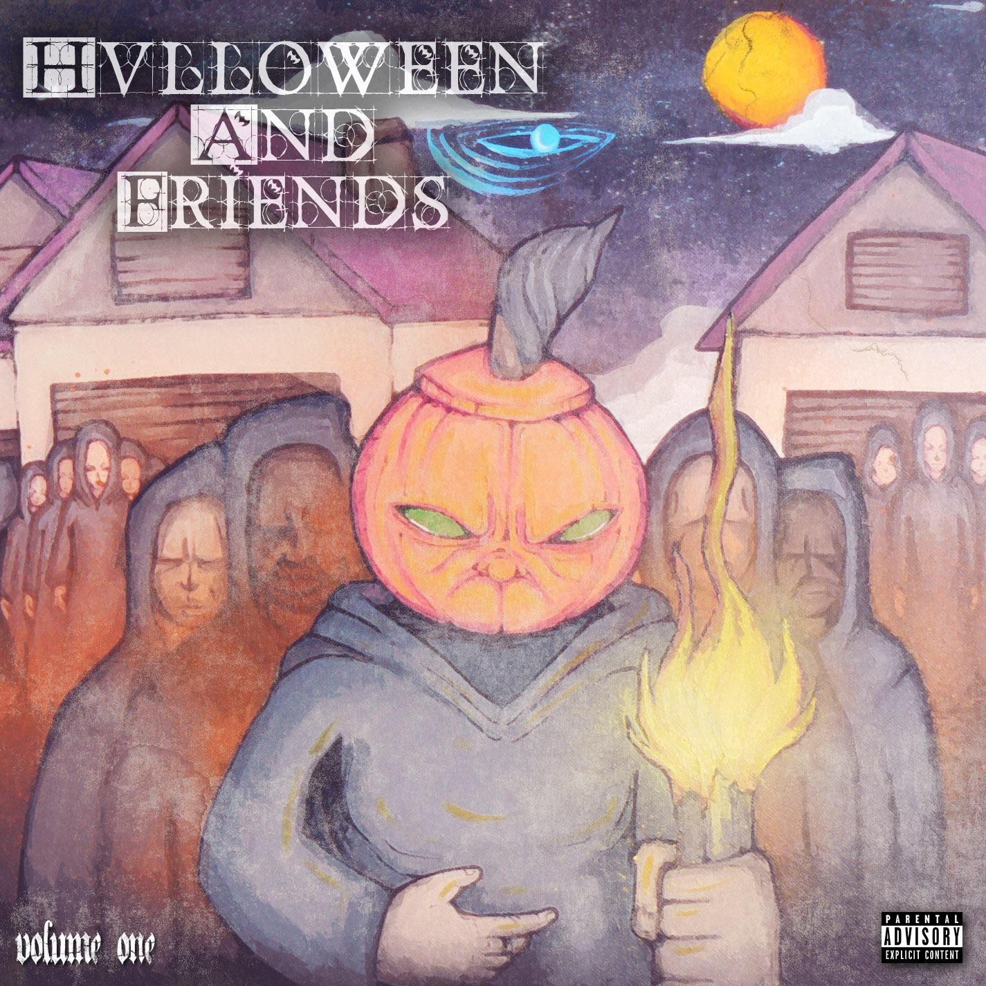 New Music: Hvlloween – Hvlloween And Friends | @Hvlloween9