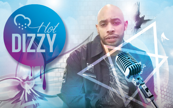 Sensational Rockstar Hot Dizzy Is Releasing Some Excellent Alluring Tracks For Fans.