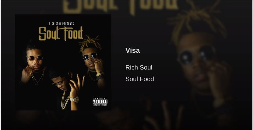 New Music: Rich Soul – Visa | @RichSoulForever