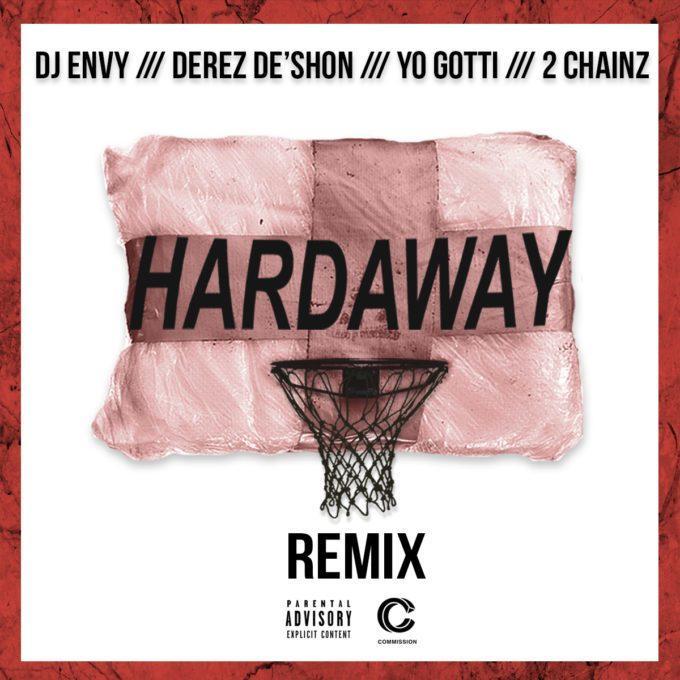 "Derez Deshon Recruits 2 Chainz & Yo Gotti For The Remix To ""Hardaway"""