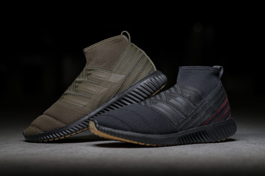 adidas Shares Stealthy New Nemeziz Mid TR Pack