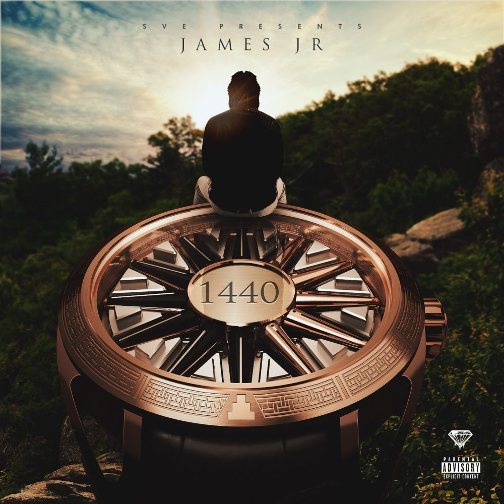 New Album: James Jr. – 1440