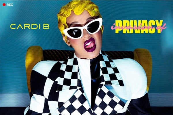 Cardi B Shares 'Invasion of Privacy' Tracklist