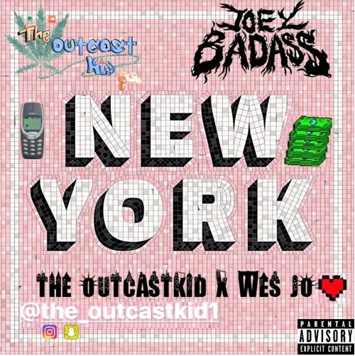 The Outcastkid Feat. Wes Jo. – NY The Mood (Remix)