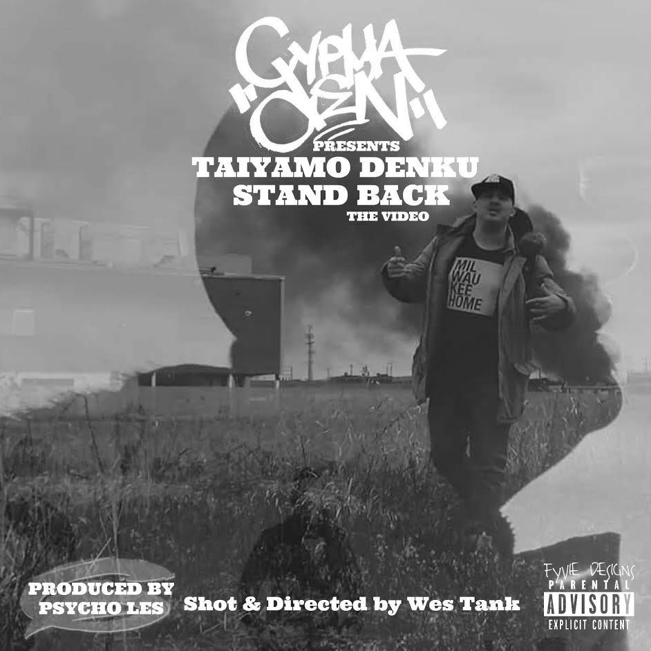New Video: Taiyamo Denku – Stand Back | @TaiyamoDenku  @psycho_les