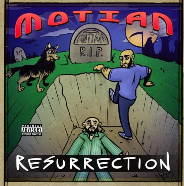 Motian Music Presents – Resurrection EP
