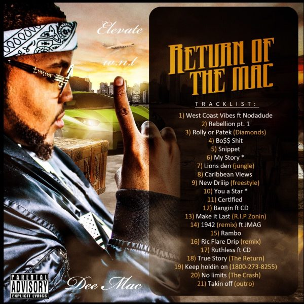 Dee Mac – Return Of The MAC