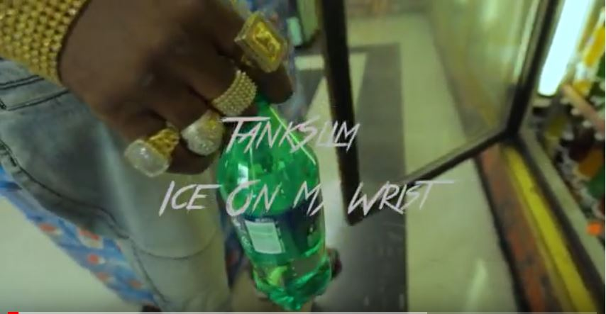 New Video: Tank Slim – Ice On My Wrist | @tankslim