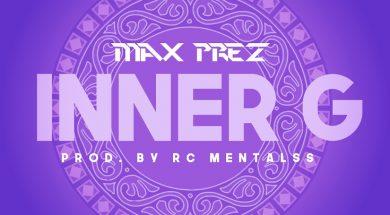 Max Prez – Inner G Artwork