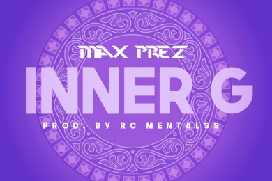 Max Prez – Inner G Artwork