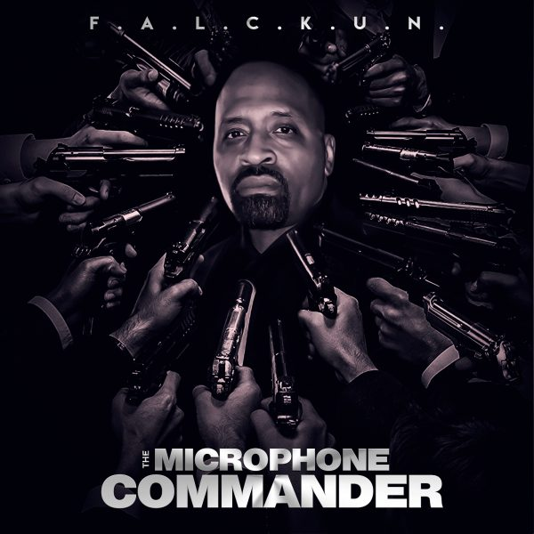 Falckun – The Microphone Commander
