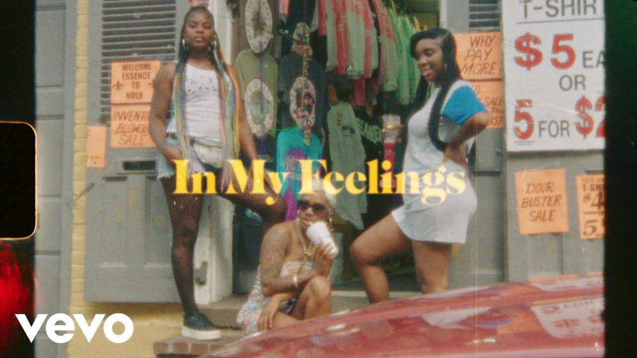 Drake – In My Feelings