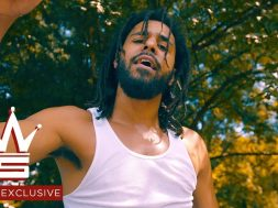 "J. Cole ""Album Of The Year (Freestyle)"""