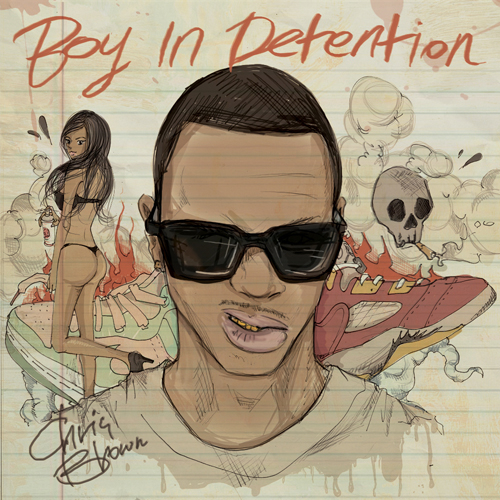 Chris Brown – Boy In Detention